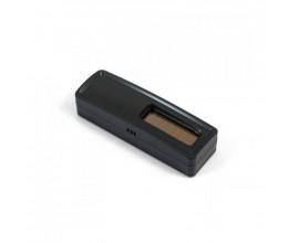 Capteur de température et humidité enOcean sans fil ni pile - Noir - NodOn