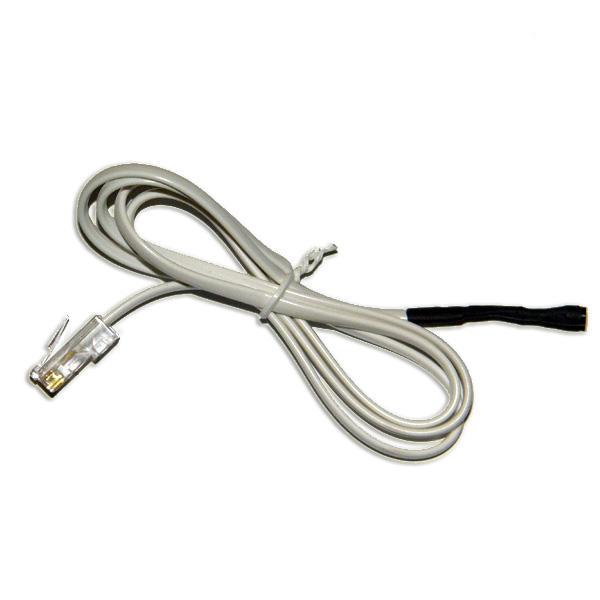 Sonde 1-wire cablée 1 mètre - Version alimentée