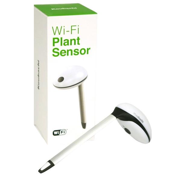 Capteur pour plantes vertes WiFi - KOUBACHI