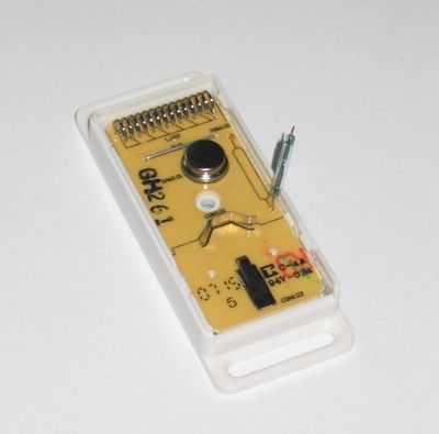 Contrôler un niveau d'eau avec un détecteur Chacon - image 5