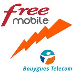 Comparatif de factures avec Bouygues Telecom et factures Free Mobile…