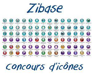 Concours de réalisation d'icônes pour la box domotique Zibase