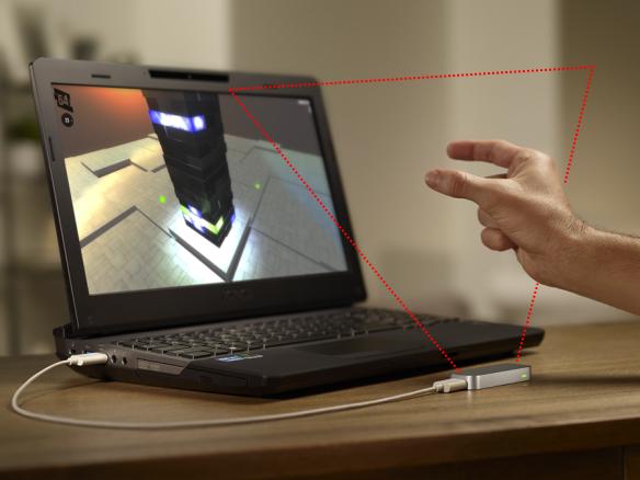 Kinect, Leap Motion et Myo  contrôle votre domotique