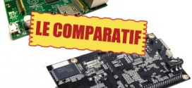 Comparatif Raspberry Pi Cubieboard