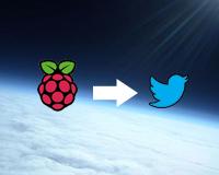 Un tweet envoyé à partir de la stratosphère… avec un Raspberry Pi !