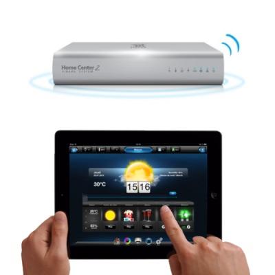 Nouvelle application Home Center 2 optimisée pour l'iPad