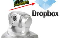 Caméra IP vers Dropbox