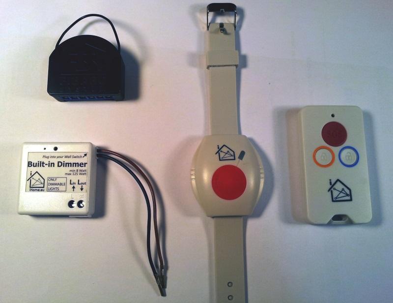 Les nouveautés BeNext : boutons d'urgence et variateur encastrable