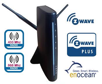 La Zibase vous propose encore plus avec le Z-Wave Plus