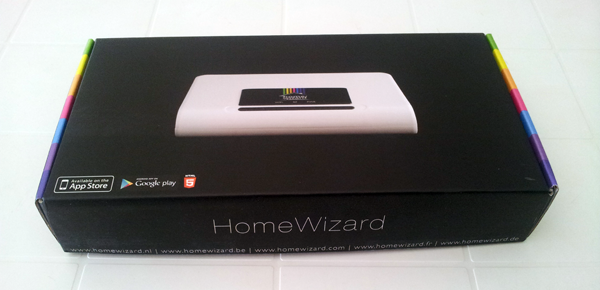 Unboxing de la HomeWizard
