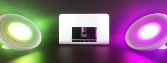 La HomeWizard est désormais compatible avec les ampoules Hue de Philips
