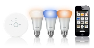 Philips Hue sur HomeWizard