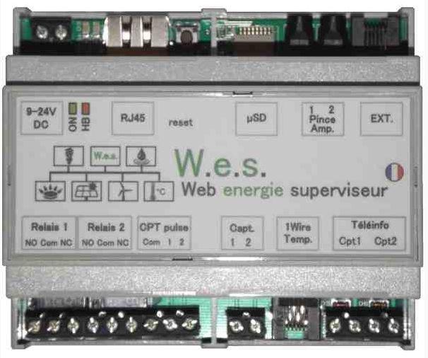 Le serveur WES : retour d'expérience d'un client