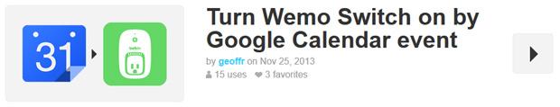 ifttt-receipe-calendar-switch-belkin-wemo