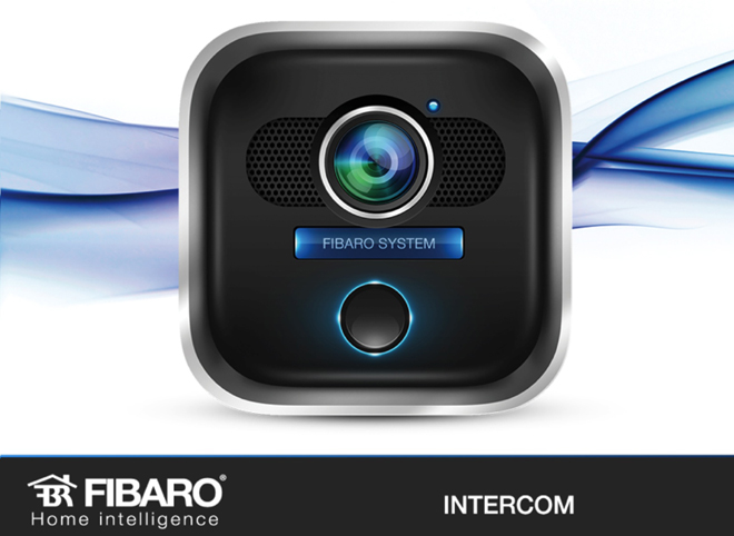 Intercom de Fibaro - Interphone domotique