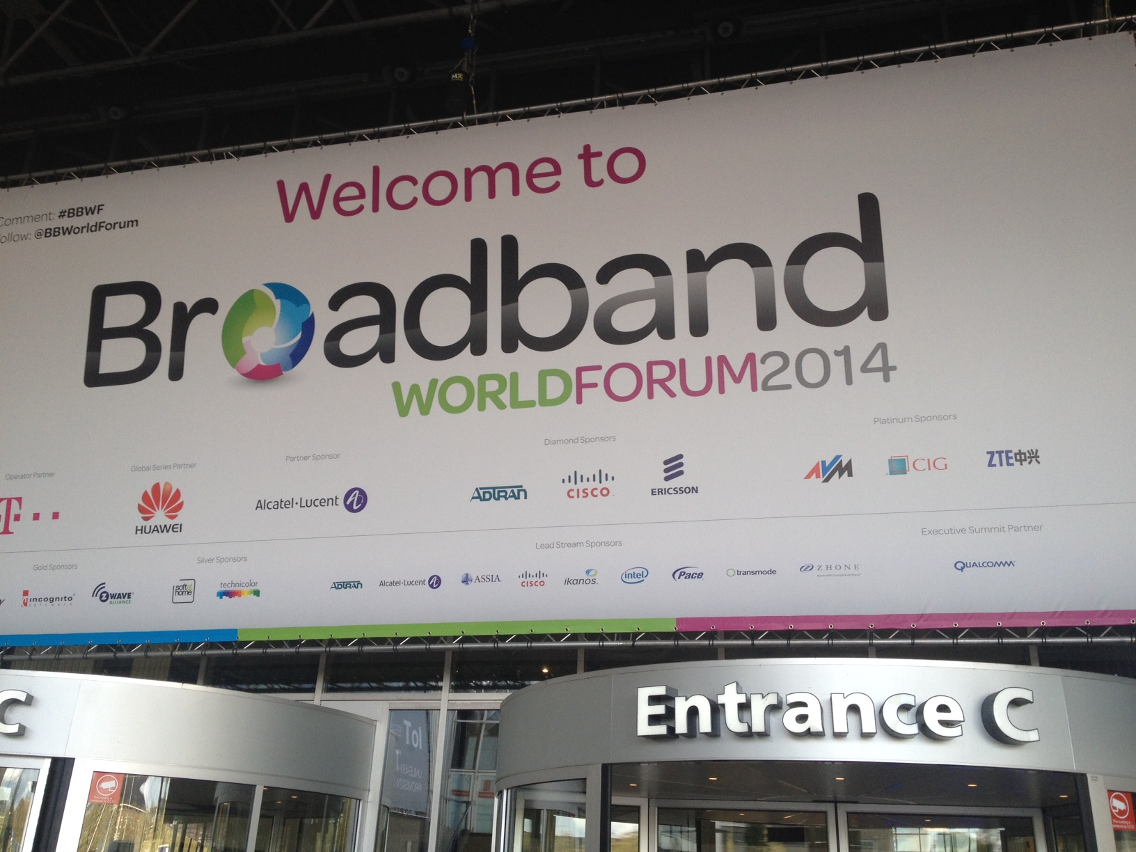 Salon BroadBand World Forum : Swiid et eeDomus représentent la France