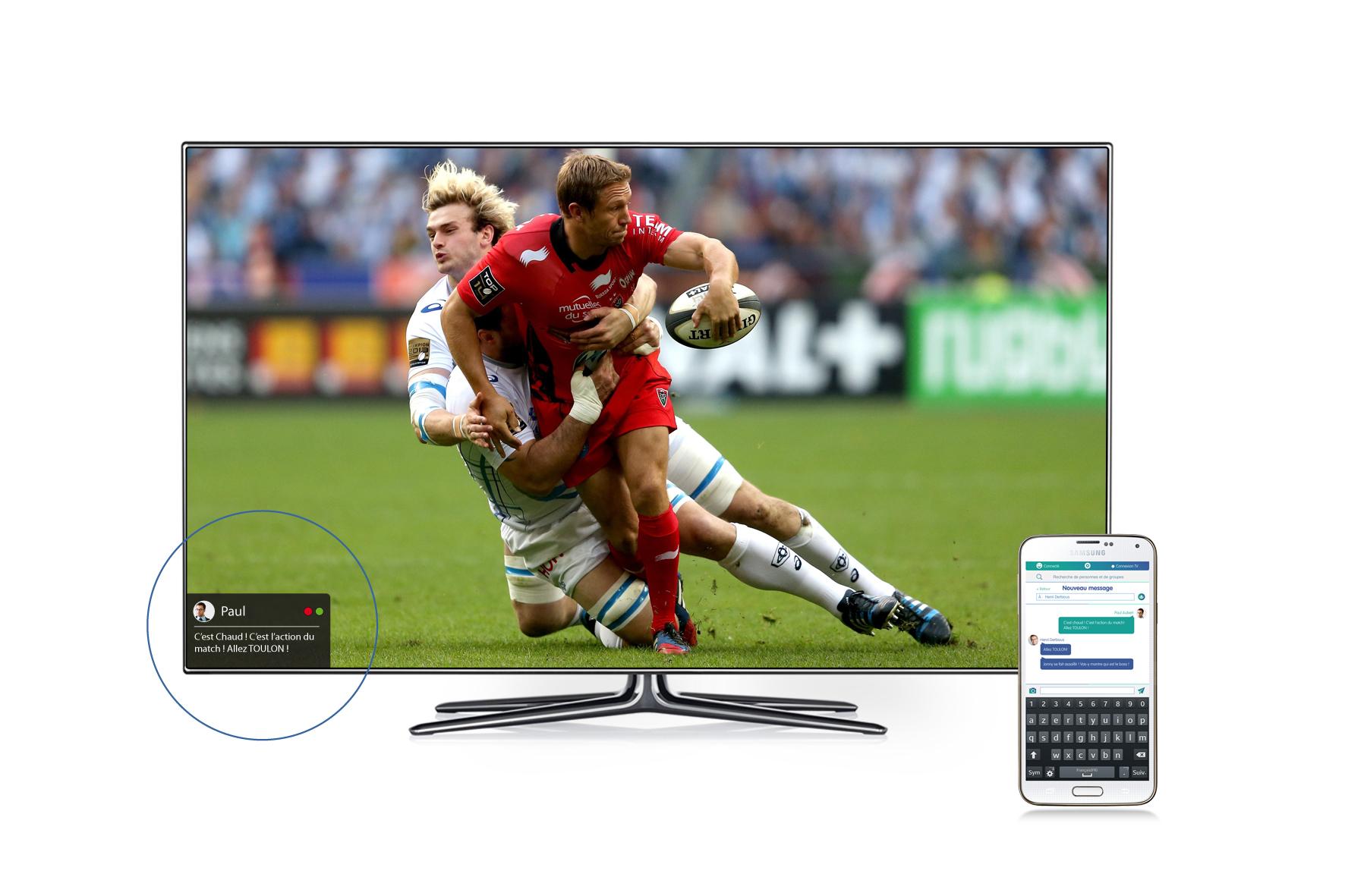 La carte Up TV, pour rendre votre téléviseur intelligent et connecté