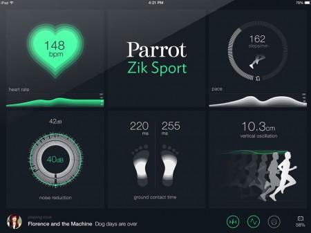 App Zik Sport