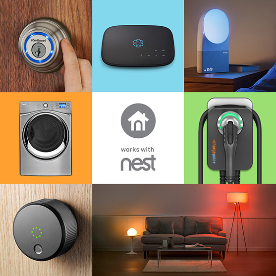 CES 2015, NEST poursuit l'effort pour s'imposer parmi les standards