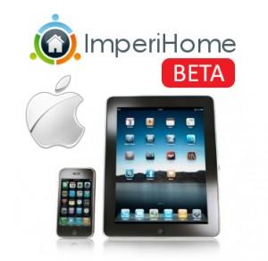 ImperiHome Beta sur iOs
