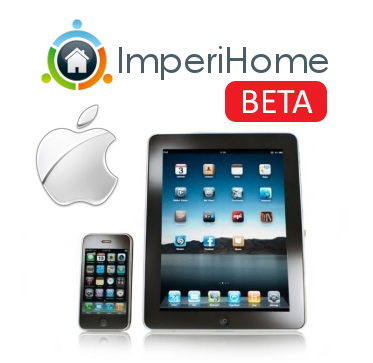L'application ImperiHome s'invite sur l'AppStore iOS d'Apple