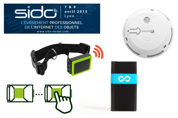 Retour sur le SIdO 2015, salon dédié à l'Internet des Objets (IOT)