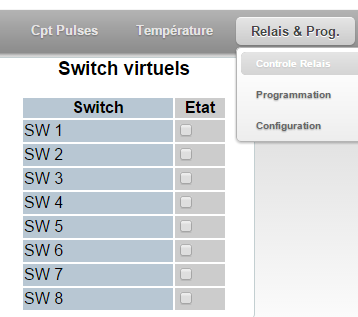 WES 0.52 - switchs virtuels