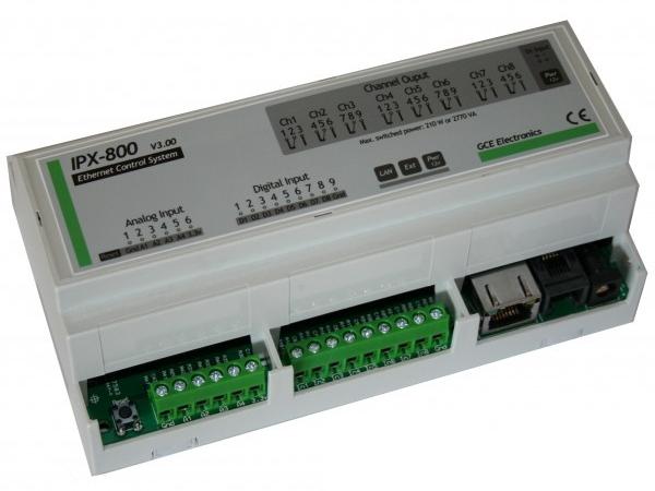Présentation de l'IPX800