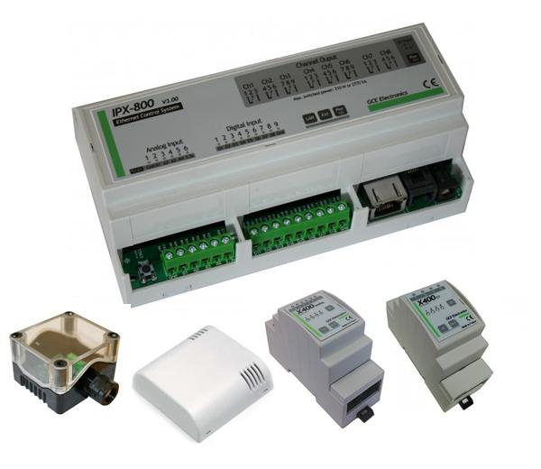 La carte IPX800 multiplie ses possibilités avec les cartes d'extension
