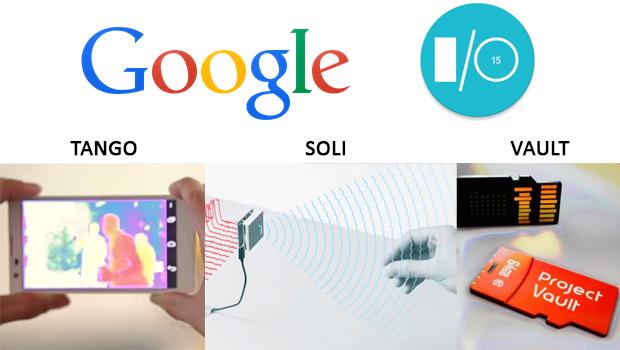 Conférence Google I/O 2015