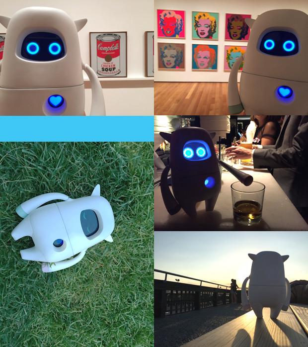 Musio : le robot connecté qui vous fera la conversation