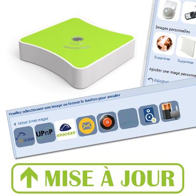 Mise à jour eedomus : le partage d'icônes entre utilisateurs