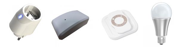 Nouveaux produits compatibles eedomus, juillet 2015