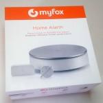 Unboxing MyFox Home Alarm : boite