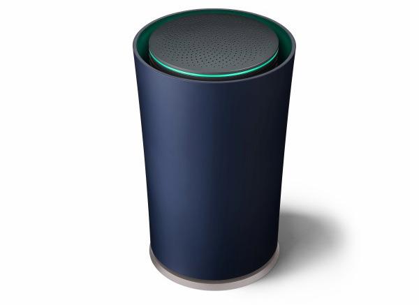 Google OnHub bleu