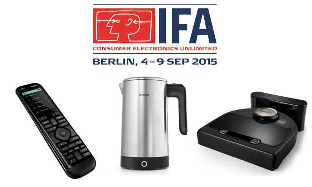 IFA 2015 : résumé de l'édition 2015 du salon de l'électronique