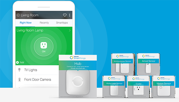 SmartThings hub accessoires