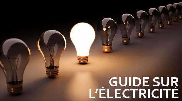 Quelques notions de base sur l'électricité : unités de mesure