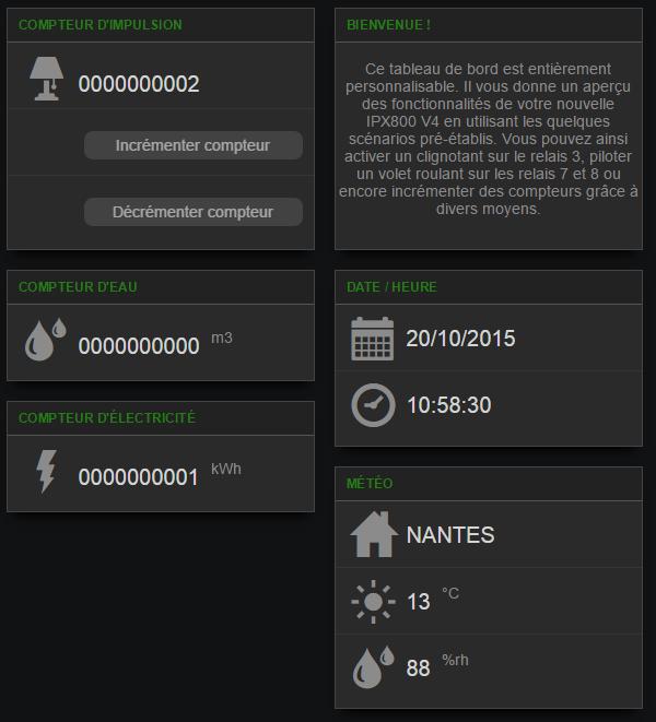 Interface de l'IPX, vue de près (3/3)
