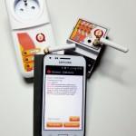 La nouvelle gamme IQtronic commandée par SMS et Bluetooth