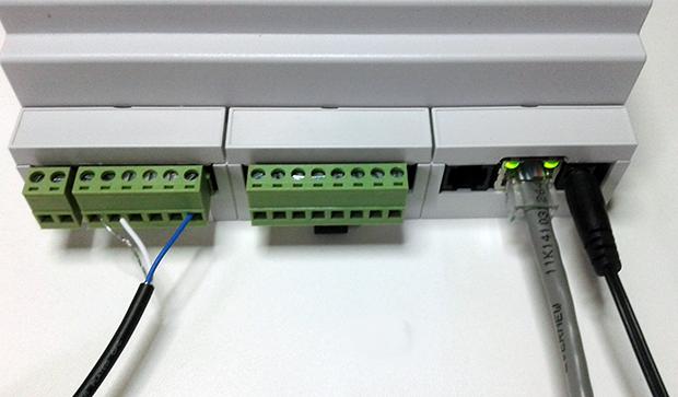 IPX800v4, vue de dessous