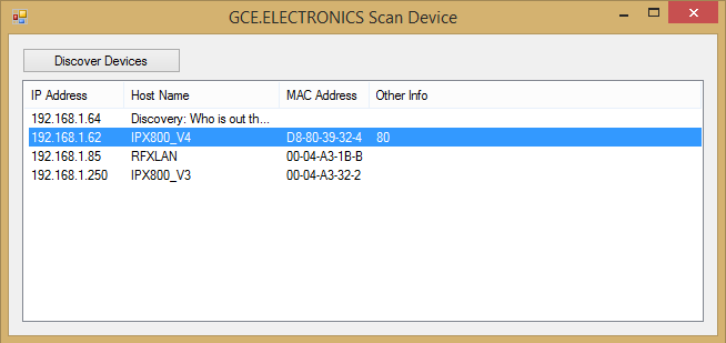 Scan devices ayant trouvé l'ipx800v4