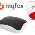 Alarme extérieure sur Myfox HC2