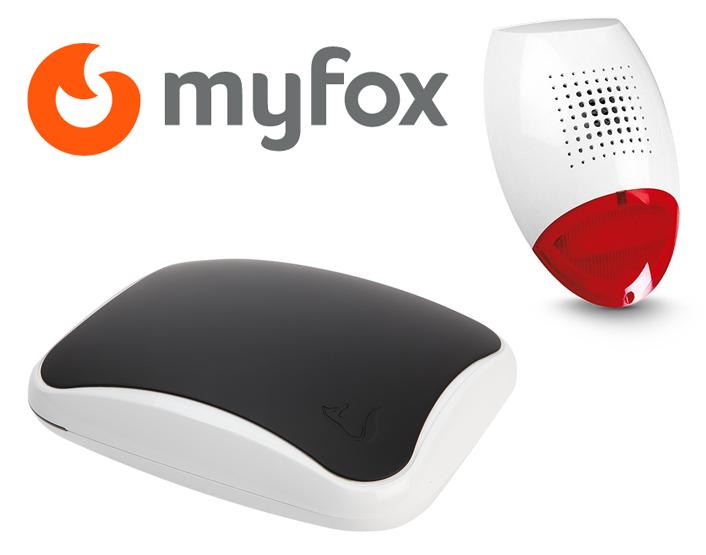 Création d'une sirène extérieure pour alarme MyFox