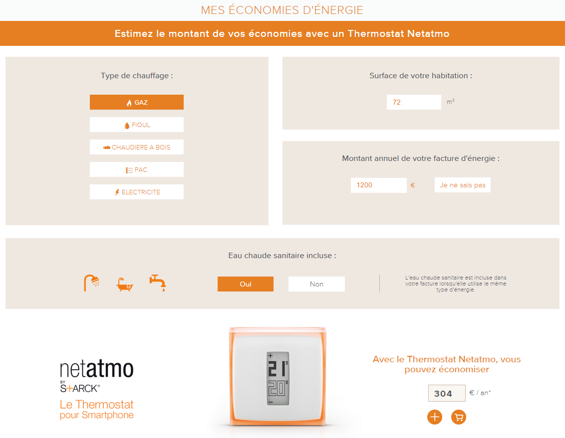 netatmo met jour son thermostat connect calcul d 39 conomies compatibilit ifttt et auto. Black Bedroom Furniture Sets. Home Design Ideas