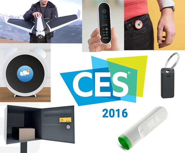 Objets connectés : ce qu'il faut retenir du CES 2016