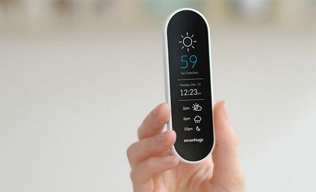 Télécommande contextuelle Smart Remote de SevenHugs