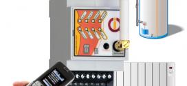 Guide : gestion du chauffage avec l'IQconbox de IQtronic