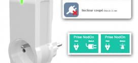 Utilisation de la détection de coupure de courant de la prise NodOn