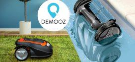 Devenez ambassadeur Demooz pour la tondeuse robot WORX et le robot de piscine ZODIAC